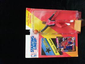 1992 NBA Kenner Starting Lineup Michael Jordan