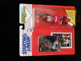 1992-1993 NBA Kenner Starting Lineup Michael Jordan