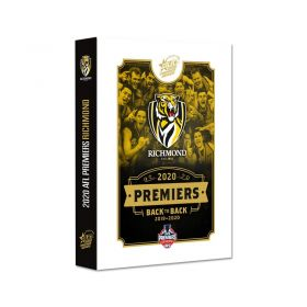 2020 AFL Premiership Card Set Richmond Tigers
