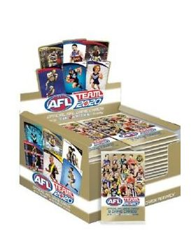2020 AFL Football Cards Teamcoach Select Footycards